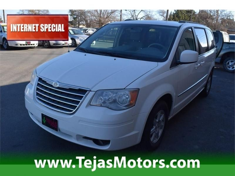 2010 Chrysler Town & Country 4DR WGN TOURING at Tejas Motors in Lubbock Texas