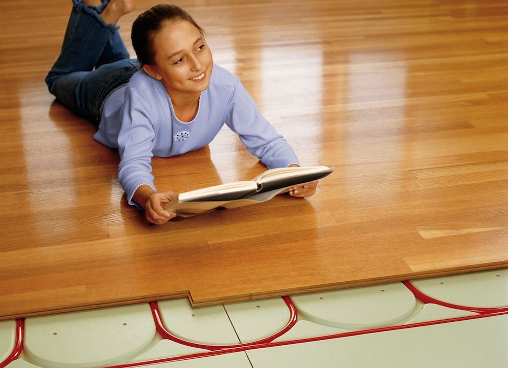 7 Features That Define The New American Home Radiant Heat