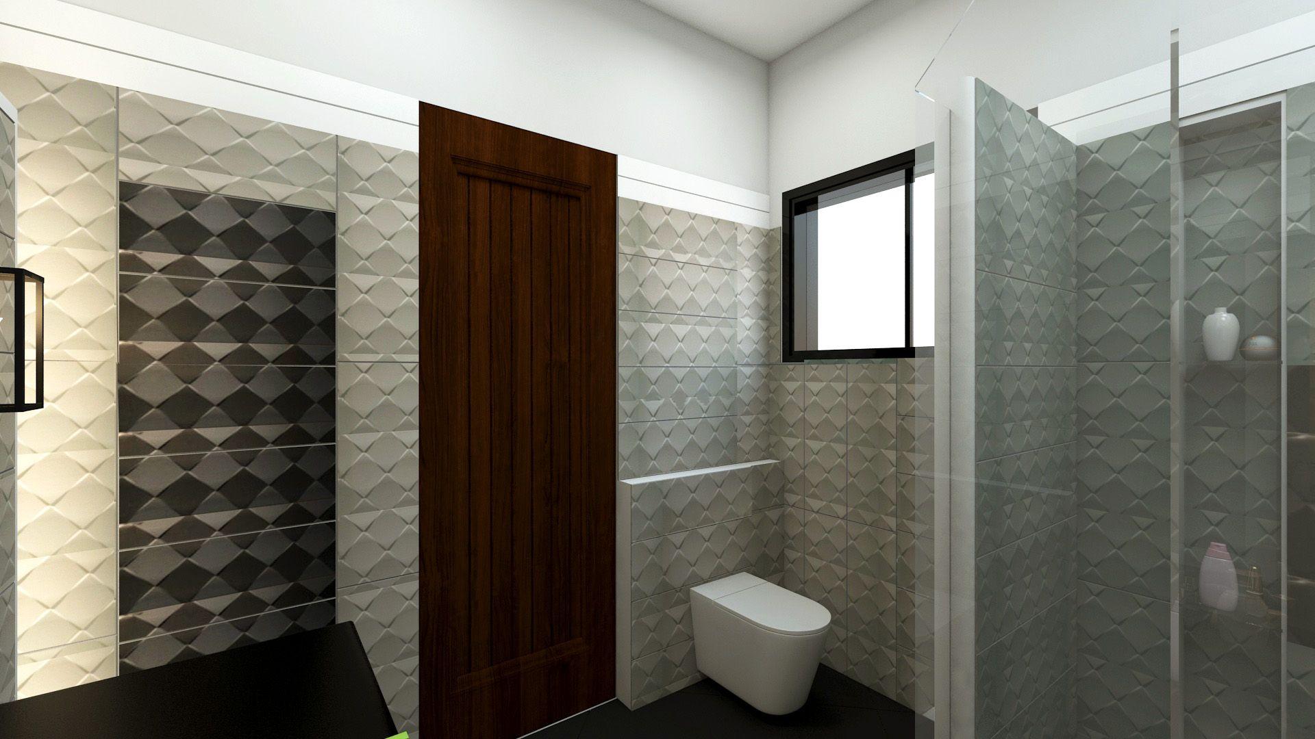 Latest Bathroominterior 3d Design Idea By Ameradnanassociates Interiordesign Architect Aaa Bathroom Interior Design Bathroom Design Bathroom Interior