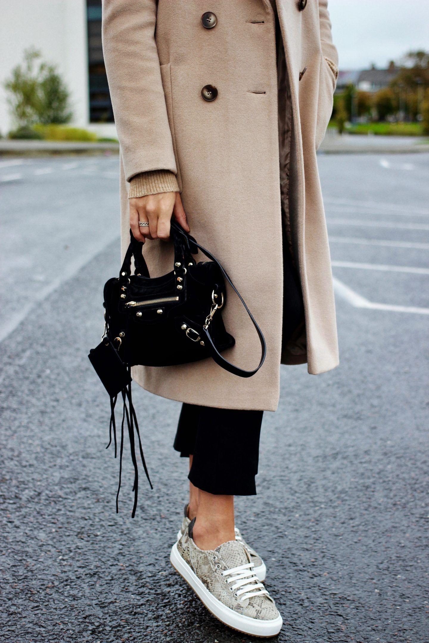 Falling For Fall | Mini bags street style, Balenciaga mini
