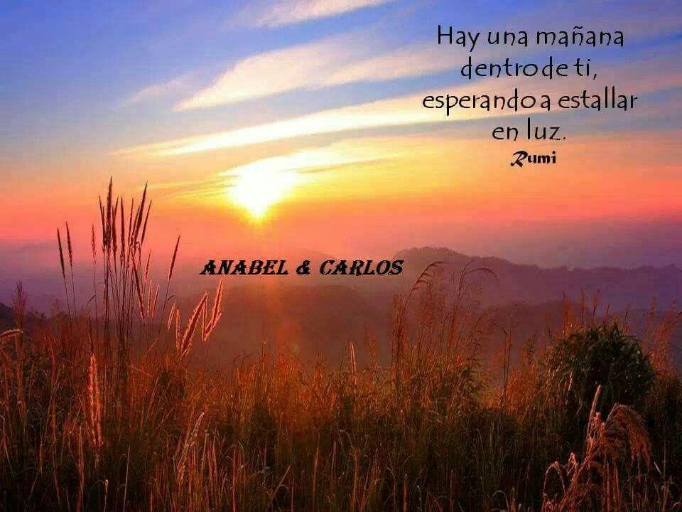 Un nuevo día es una nueva oportunidad!! Feliz miércoles!! #anabelycarlos #parejafeliz #graciasadios