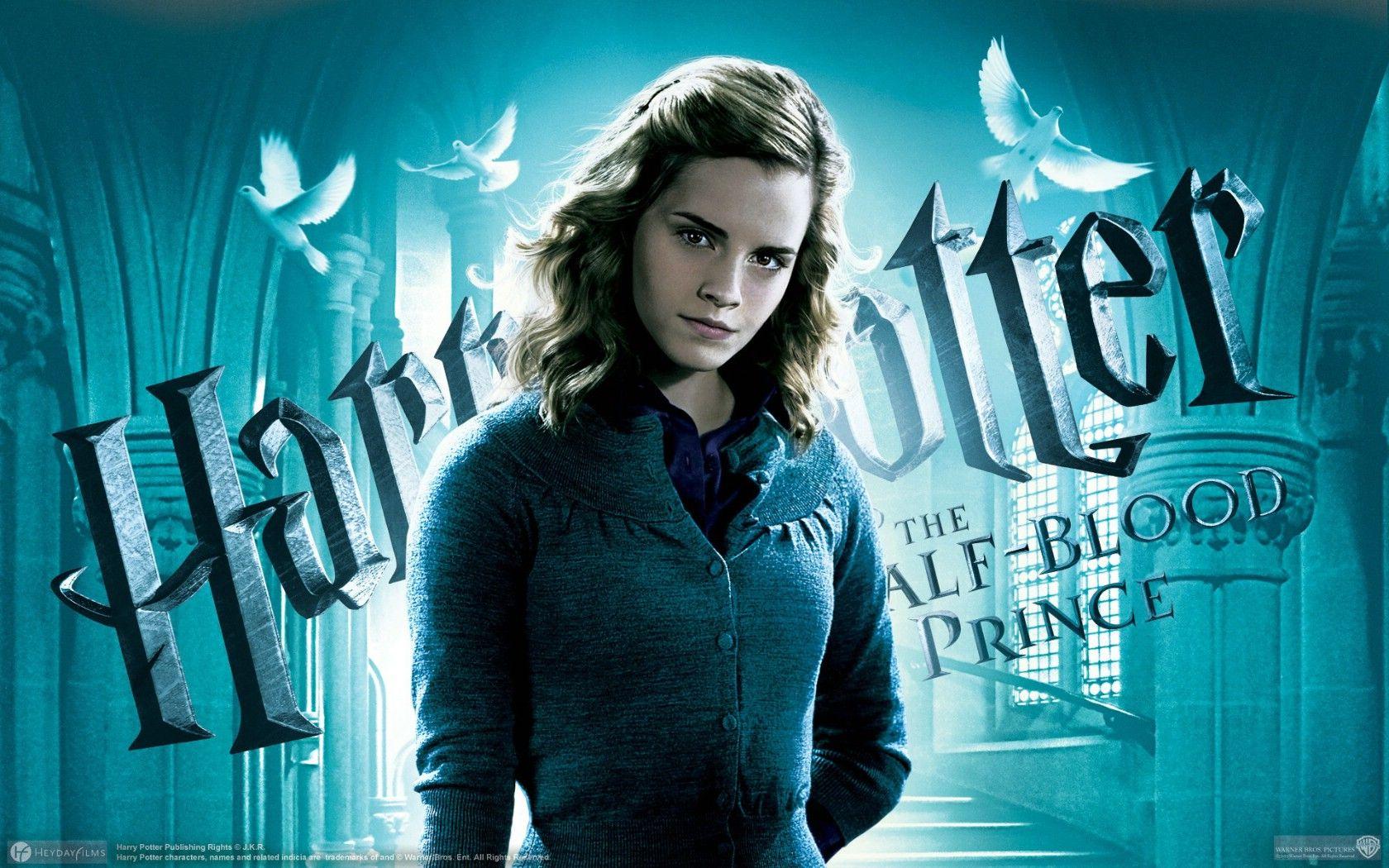 Harry Potter Movie Harry Potter Harry Potter Wallpaper Harry Potter 6 Harry Hermione