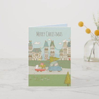 Cute Christmas Card in 2018 New Year\u0027s Eve Pinterest New Years