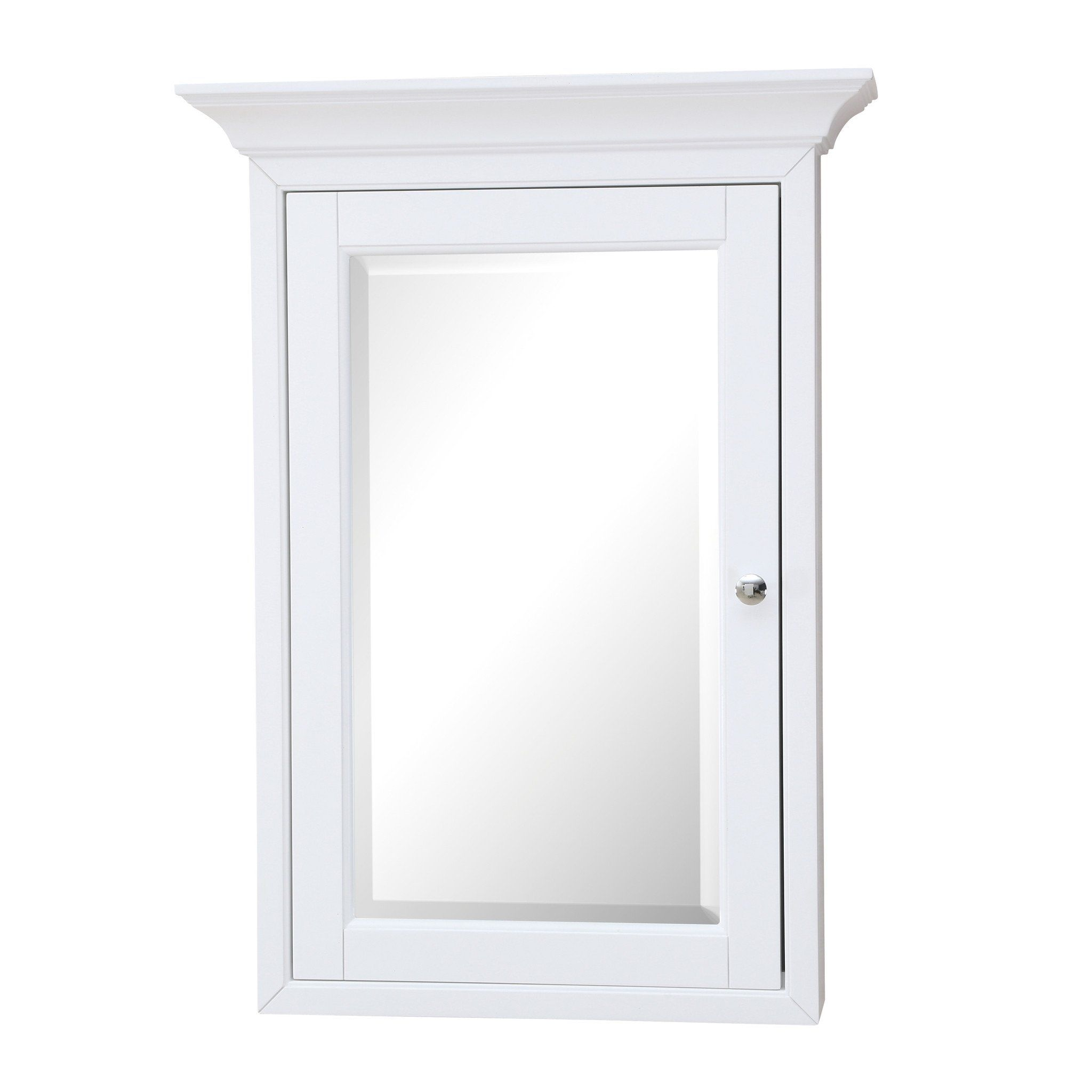 Newport Wall Mounted Medicine Cabinet White In 2021 Wall Mounted Medicine Cabinet Surface Mount Medicine Cabinet Kitchen Bath Collection
