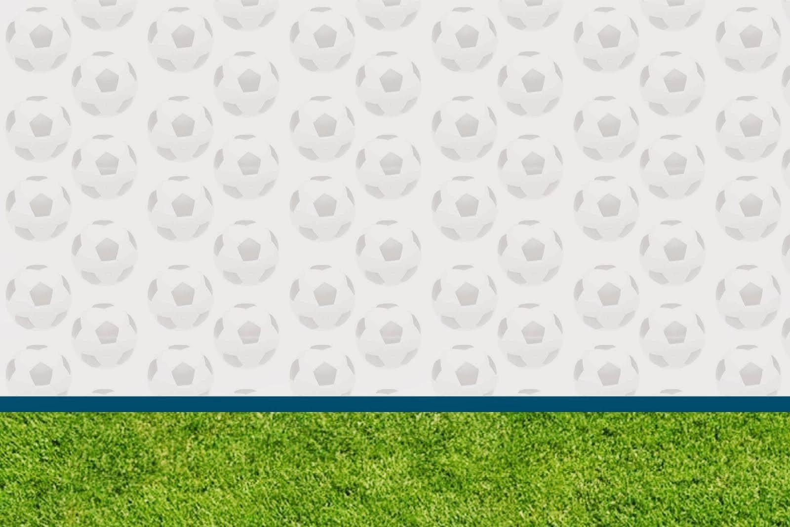 Campo De Fútbol Tarjetas O Invitaciones Para Imprimir