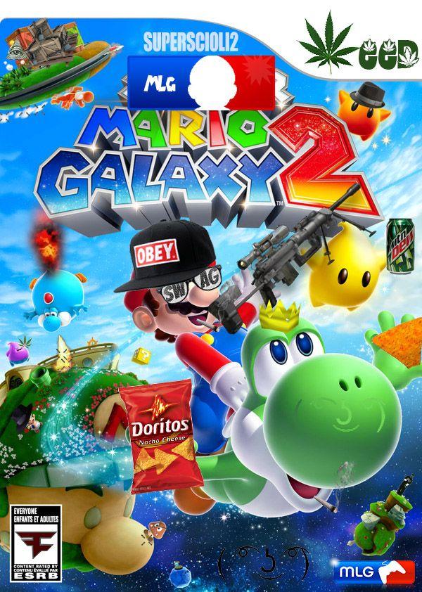 MLG Super Mario Galaxy 2