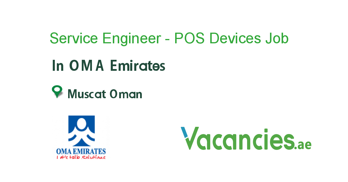 Service Engineer Pos Devices In 2020 Technology Careers Personal Care Assistant Job Specification