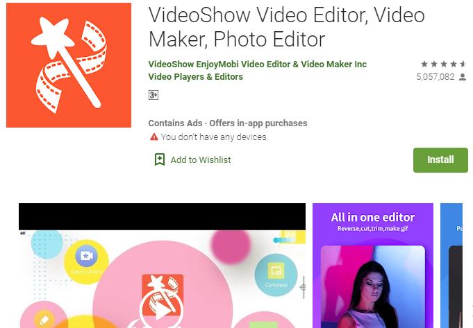 Download Videoshow For Pc Laptop Windows 7 8 10 Mac Free Video Editing Software Free Video Editing Software Video Editing Apps Video Editing Software