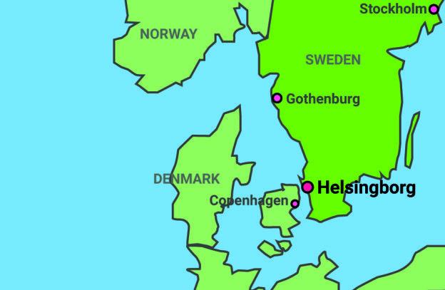 Helsingborg Sweden Sweden Pinterest Ageing Iceland and Cruises