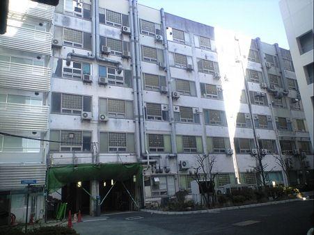 東京工業大学 大岡山南1号館