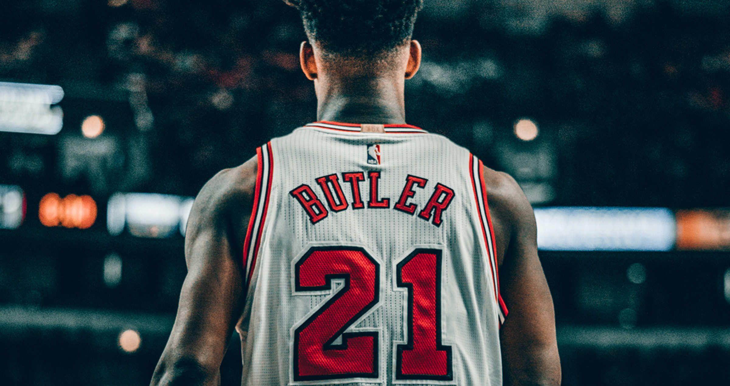 Chicago Bulls Jimmy Butler バスケ