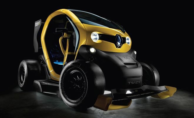 We Desperately Want To Drive Renault S Stupid Tribute Car