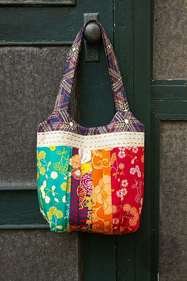 Indie Bag-Free Pattern by During Quiet Time   Sewing Ideas ...