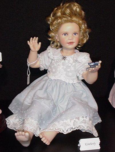 Куклы из смолы - Воспоминание о детстве | Платья с цветами ...