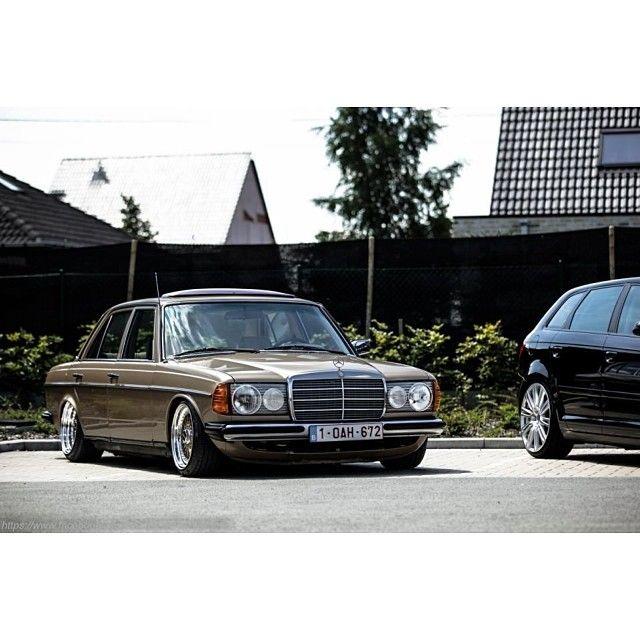 Sport Car Collections Jayde Mercedes Benz Customized: #w123 Instagram Photos