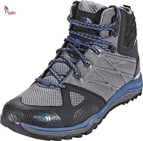 The Ii Gtx Bottes North Mid Fastpack Face Homme Ultra Grisnoir UI7wqgUr