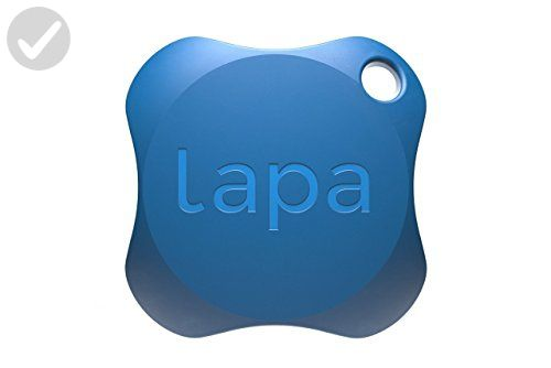 LAPA - Blue  Find everything that matters, from keys to your phone - Home smart home (*Amazon Partner-Link)