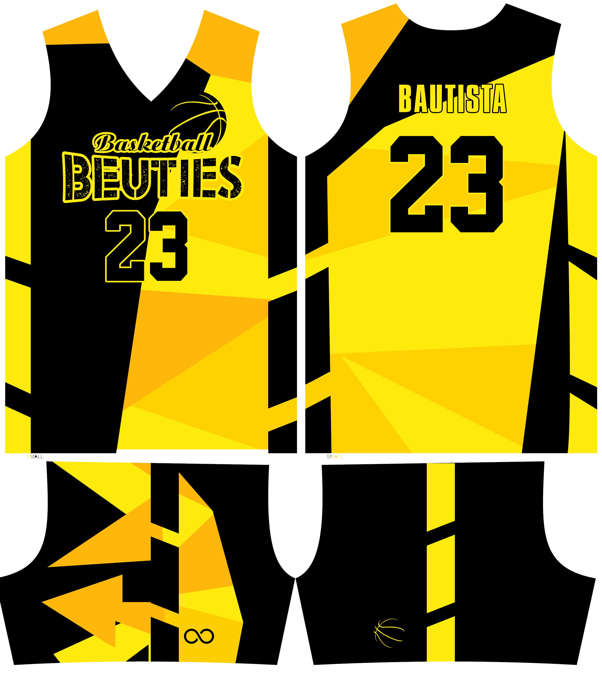 Yellow Full Sublimated Basketball Jersey Template Basketball Jersey Jersey Design Basketball Uniforms Design