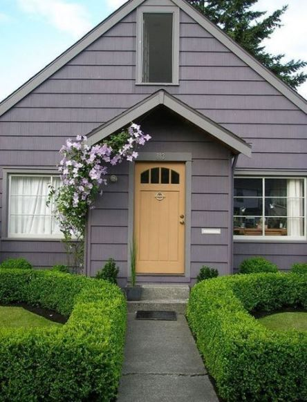 30 best ideas exterior house colors purple lavender #exteriorhousecolors