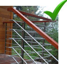 The Wedge Lock Advantage | Deck railings, Cable railing ...