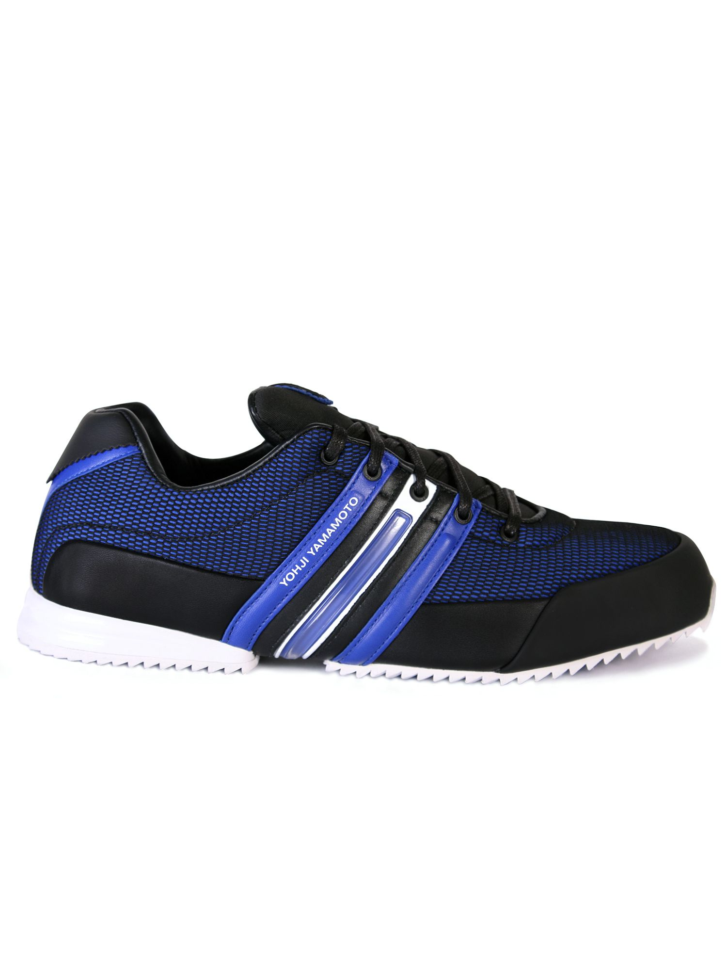 Y3 Blue Sprint Trainers Schuhe