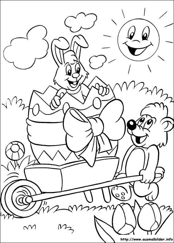 Ostern Malvorlagen Frühling Pinterest Ostern Malvorlagen