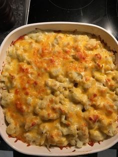 Photo of Cauliflower casserole with chopped by mespi77 | chef