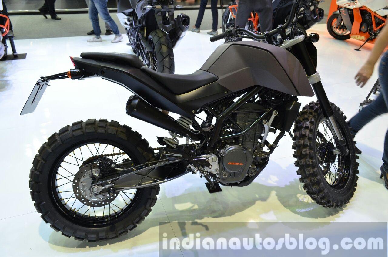 Ktm Duke 200 Custom Showcased At Thailand Ktm Duke 200