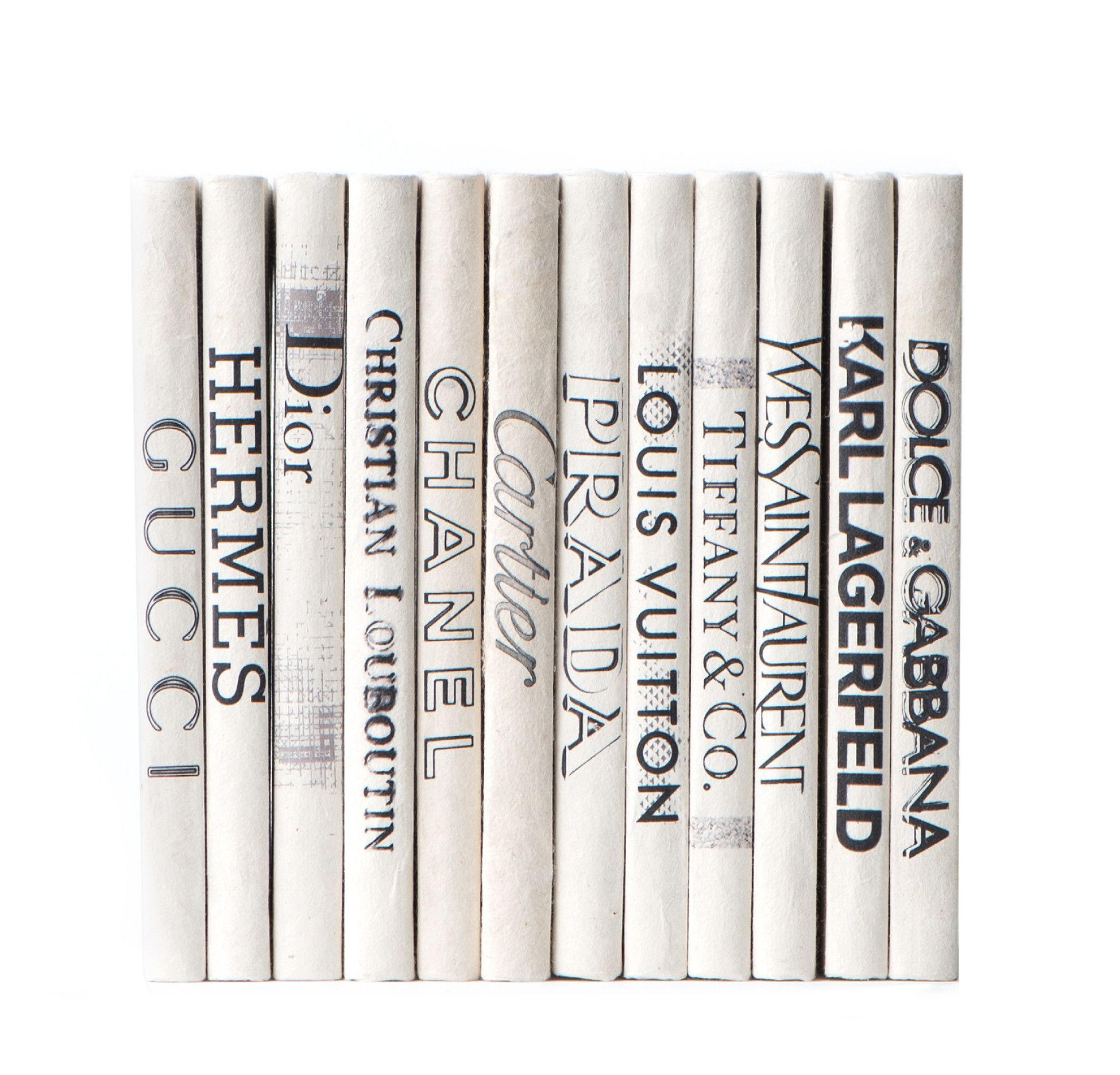 Add Instant Chic To Your Bookshelves With A Set Of Classic