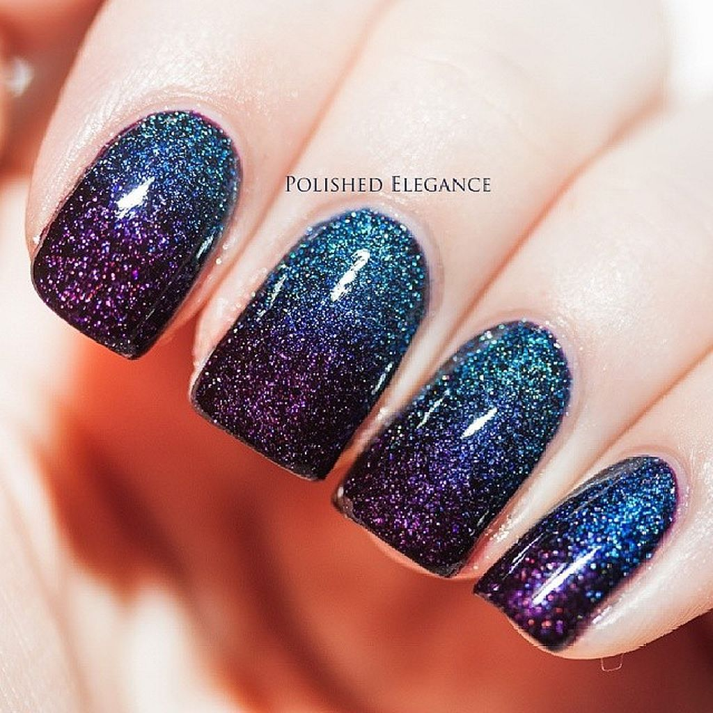 Best Ideas About Ombre Nails Art Design 85 | Ombre nail art, Ombre ...