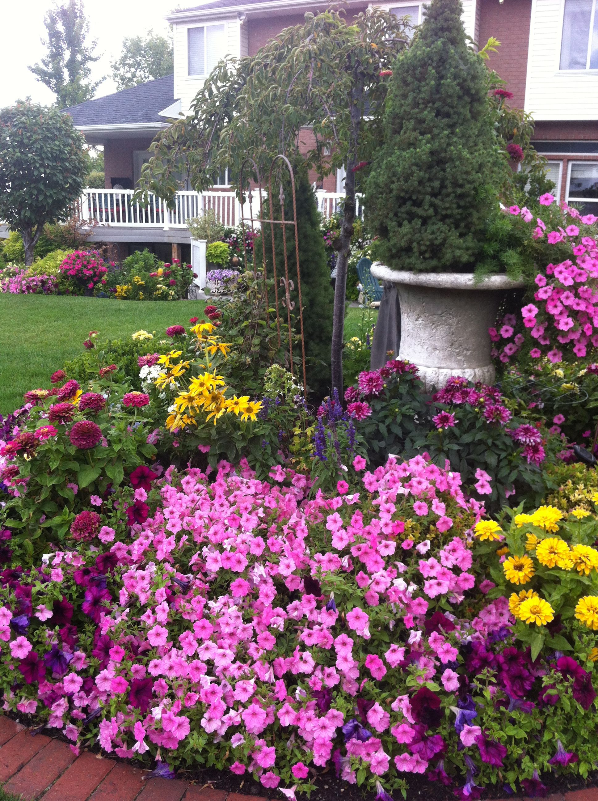 2013 backyard backyard flowers garden inspiration