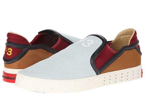 b55bf9659811 adidas Y-3 by Yohji Yamamoto Y-3 Laver Slip On