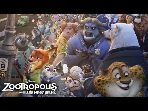 ZOOTROPOLIS - Tráiler 2 en español HD - YouTube