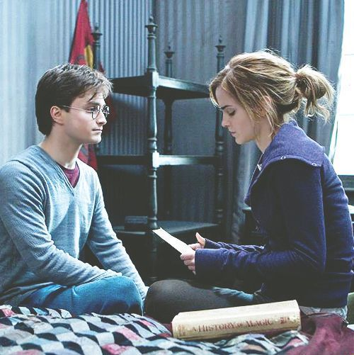 Hidden Emotions {Harry & Hermione} - Chapter 8 - The Love Potion Antidote