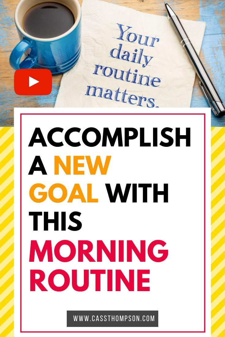 Been wanting to a new goal? Let me share this