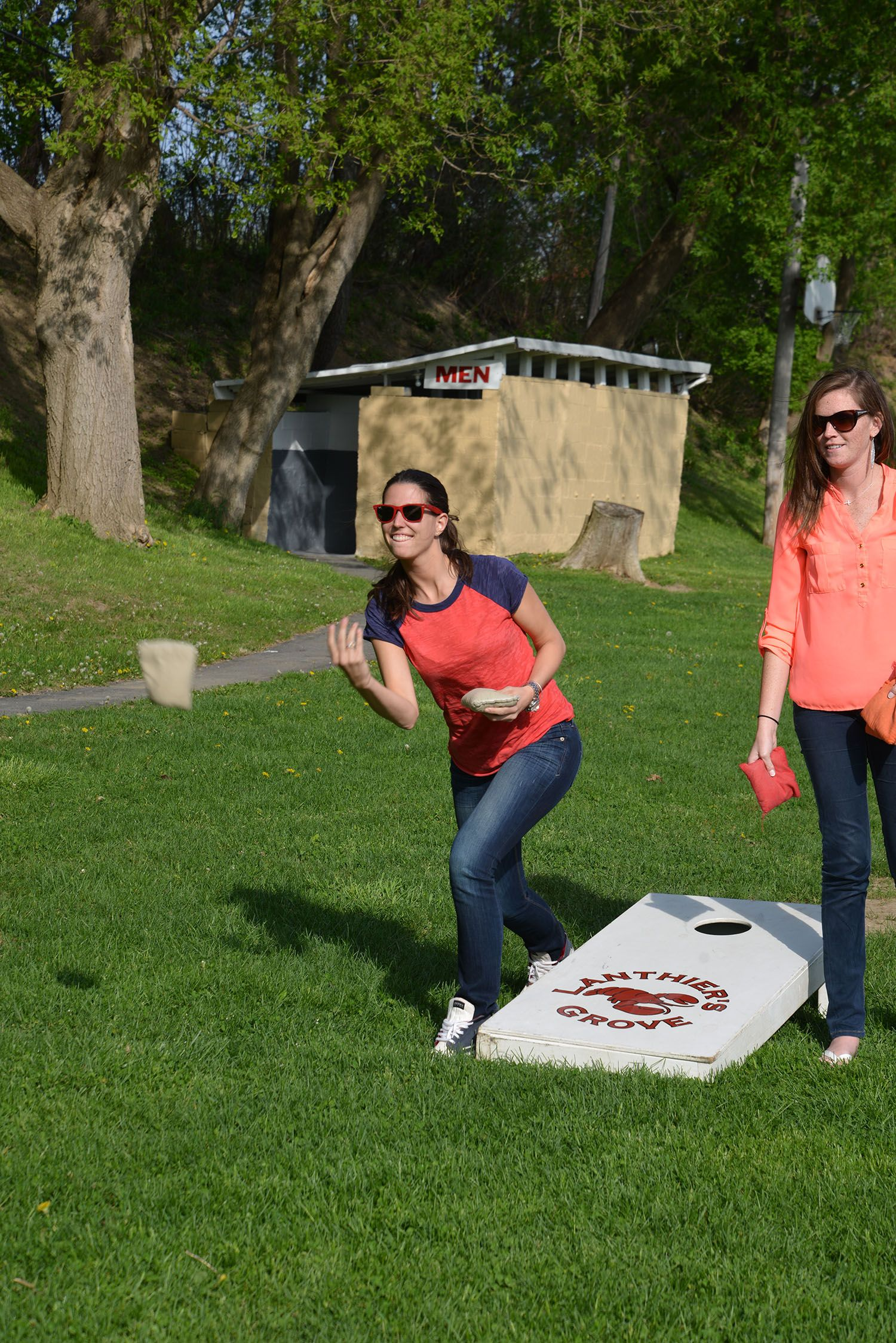 Fun and games at the annual pany picnic