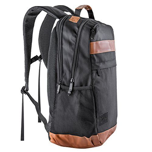 Zigels (TM) Laptop Backpack Padded Stylish For Travel School Business Up To 17 Inch Laptop. Black, zigels http://www.amazon.com/dp/B019EFE60Q/ref=cm_sw_r_pi_dp_xzp6wb1AM0135