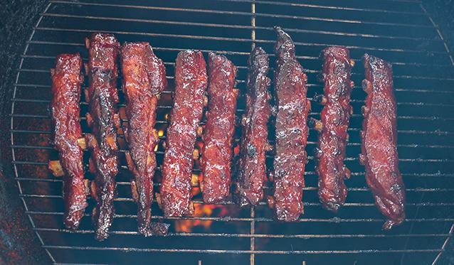 Sweet Sticky Pork Riblets Recipe Recipe Sticky Pork Pork Riblets Pork