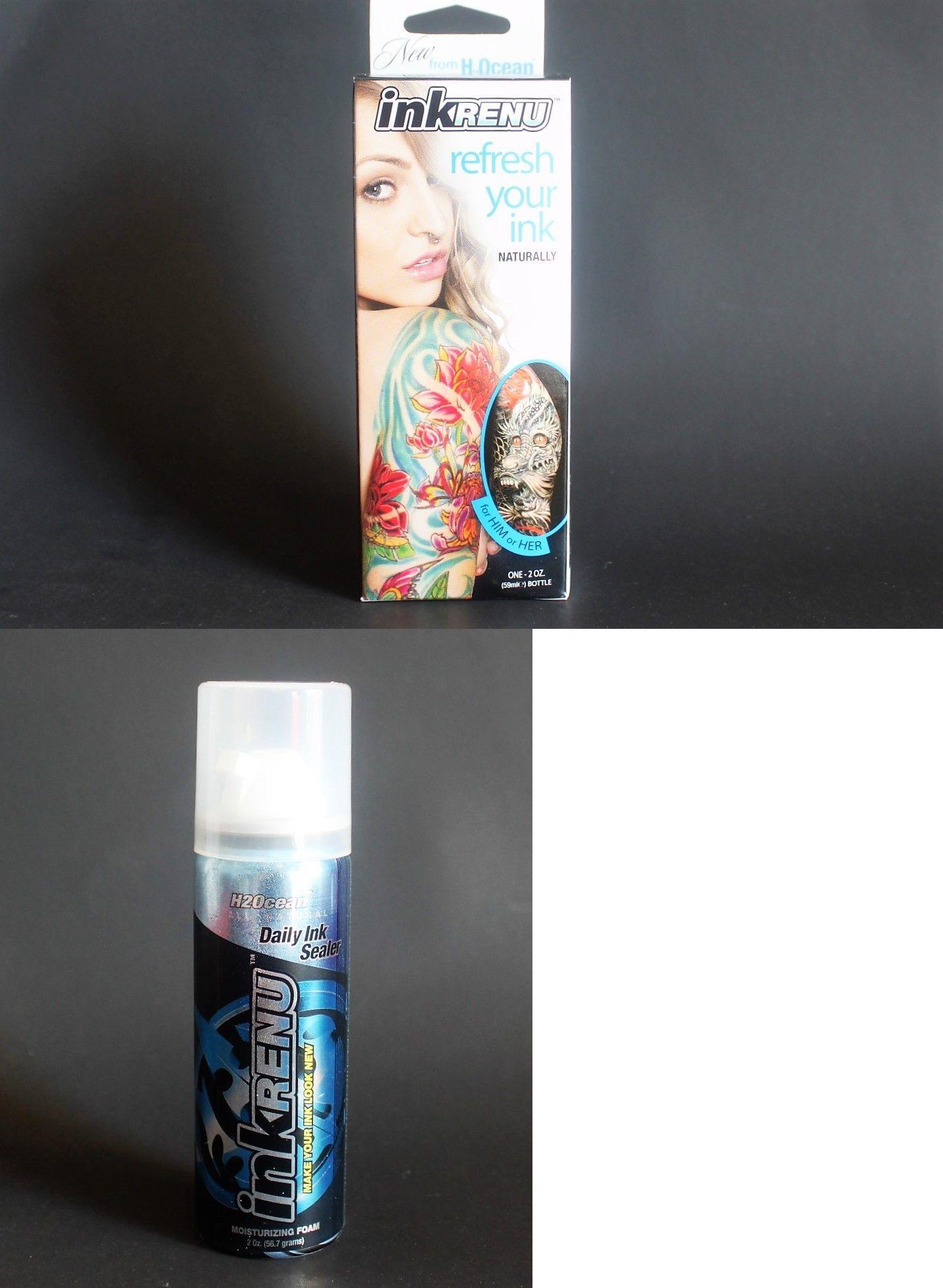 Nose piercing gun kit  Piercing Supplies and Kits Hocean Ink Renu  Extreme Kit