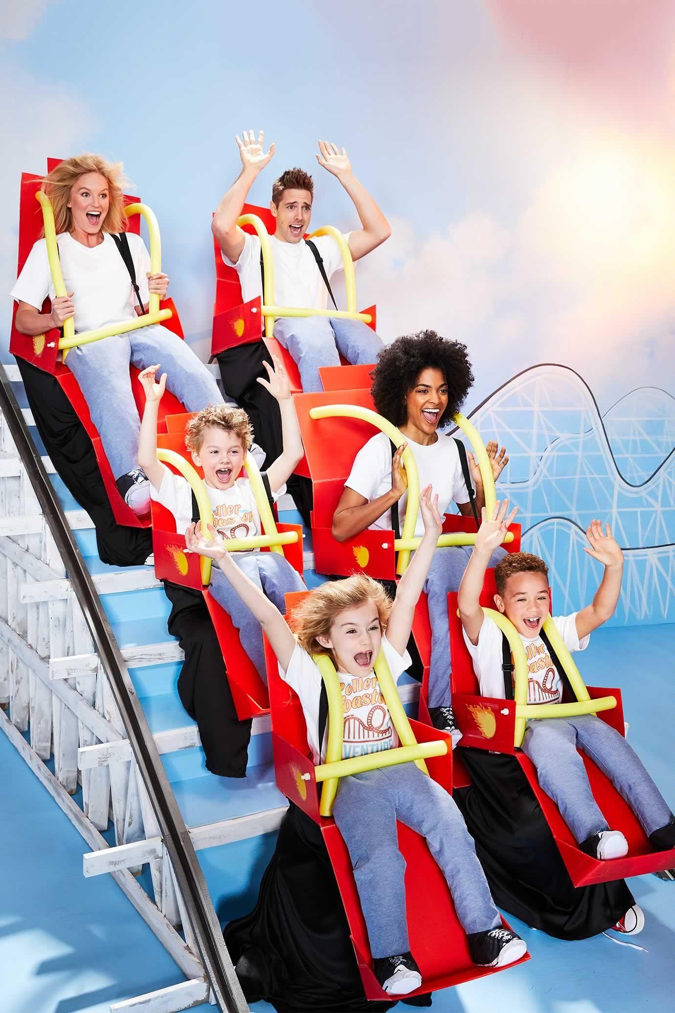 Roller coaster costume for kids halloween pinterest halloween