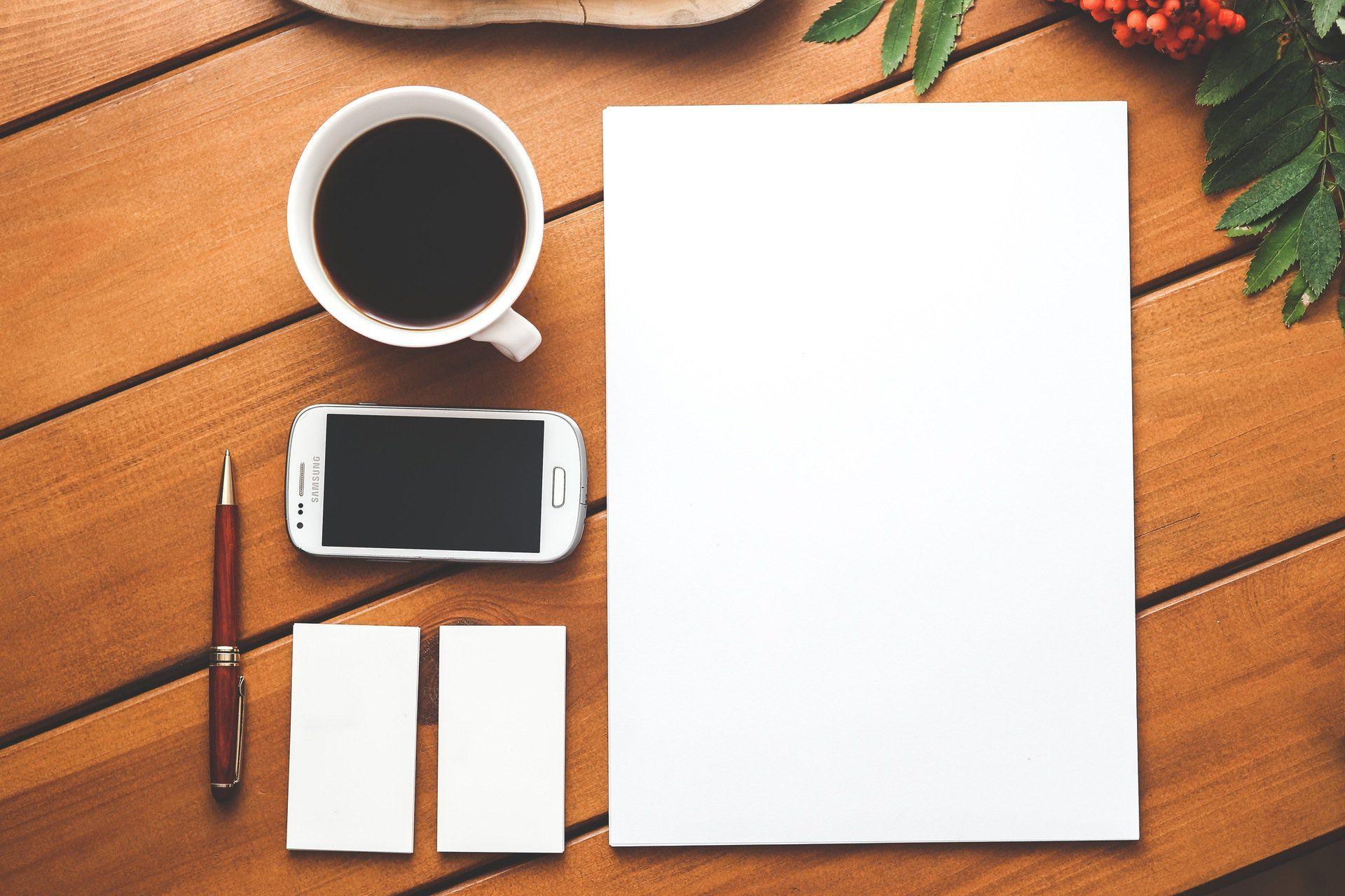 Cara Membuat dan Contoh Kop Surat Perusahaan Kopi