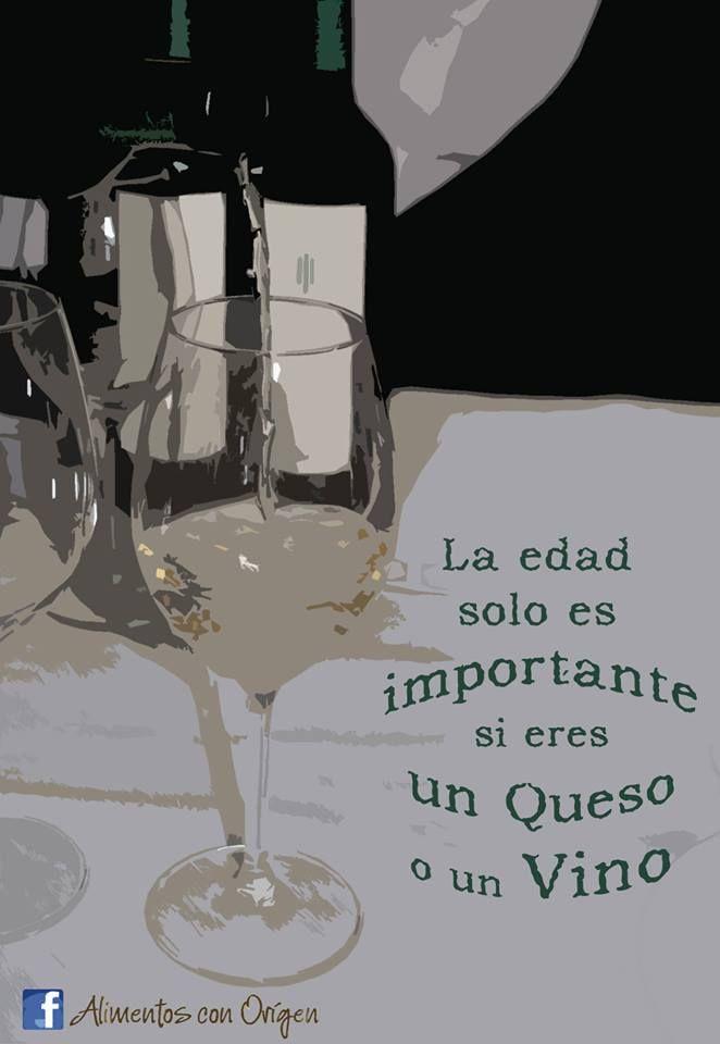 La edad sólo es importante si eres un queso o un vino