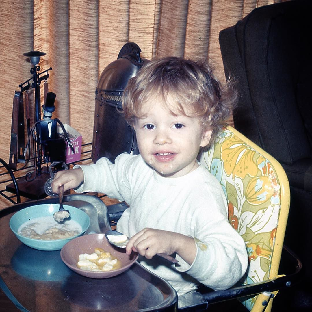 Even when I was a kid, I was learning about Macronutrients!