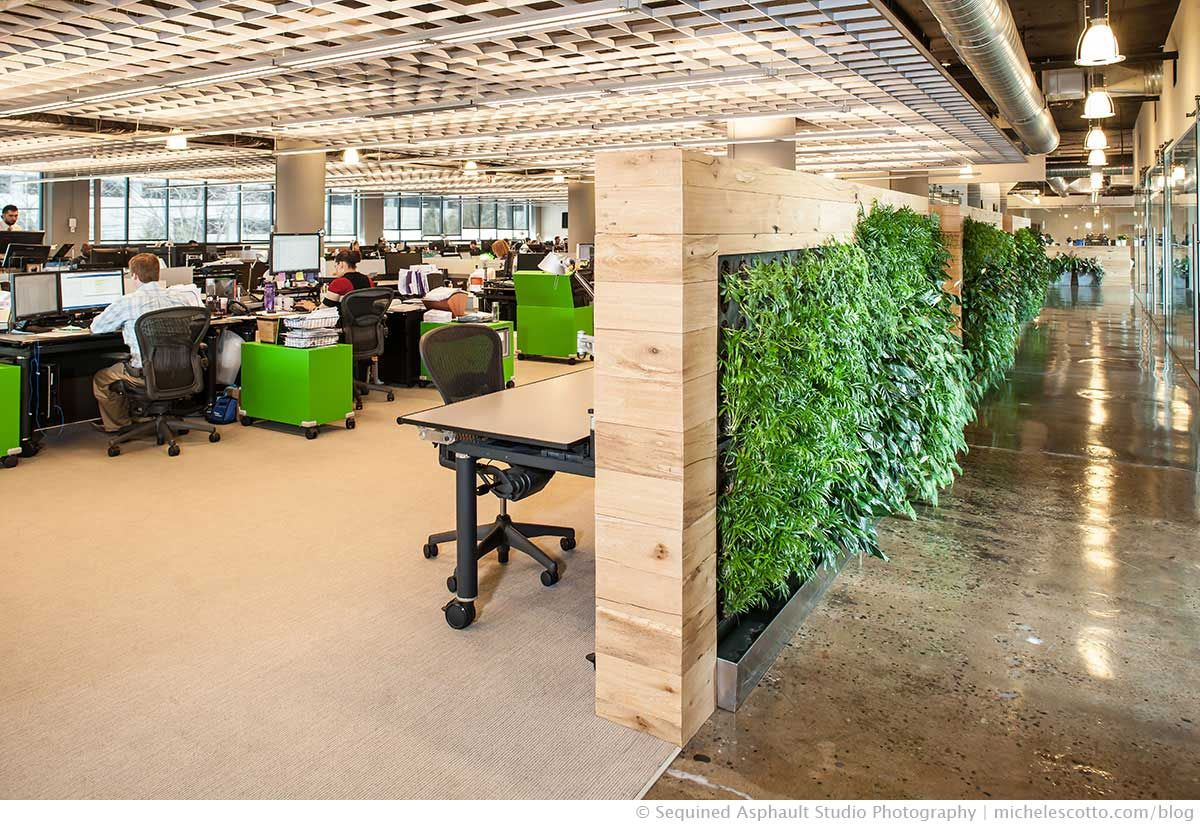 Industrial Modern Sustainable Interiors A Dream Office Space Urbanbound Office Space