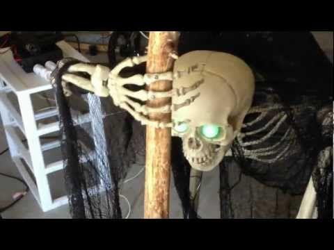 ▷ Cauldron Creep 2 - YouTube Halloween Prop Ideas Pinterest