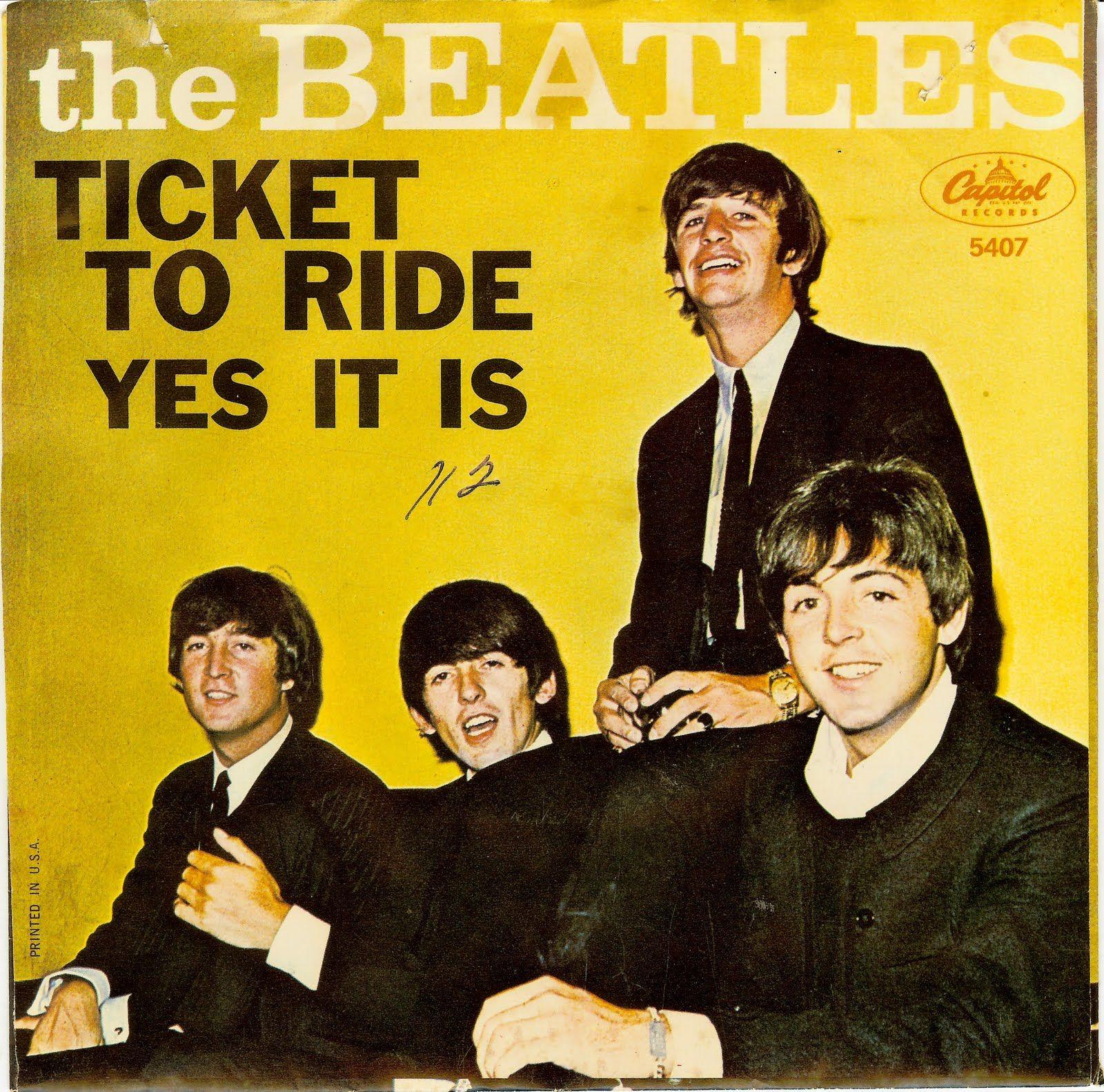 The Beatles Worldwide Picture Sleeves 1965 Muziek Rockbands Radio S