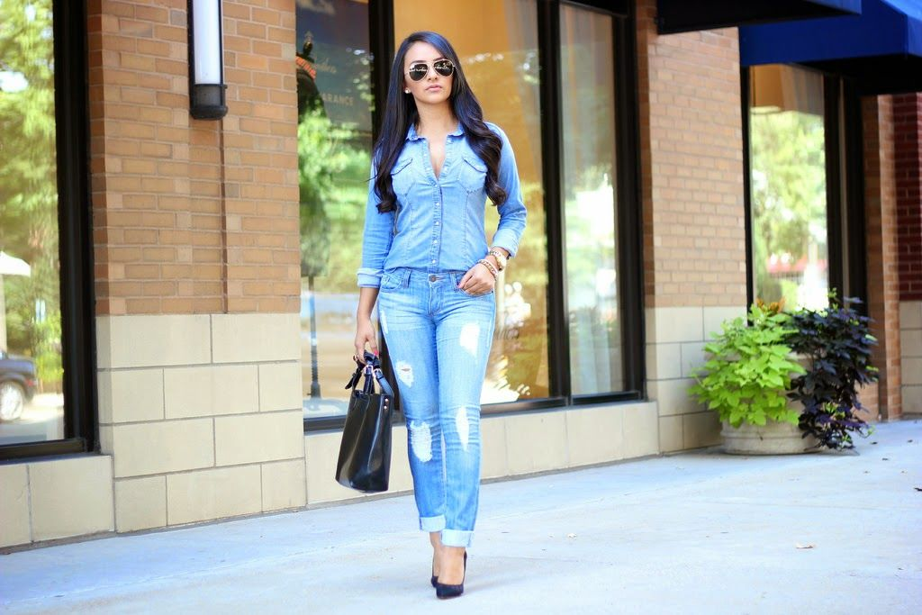 Maytedoll: Denim On Denim