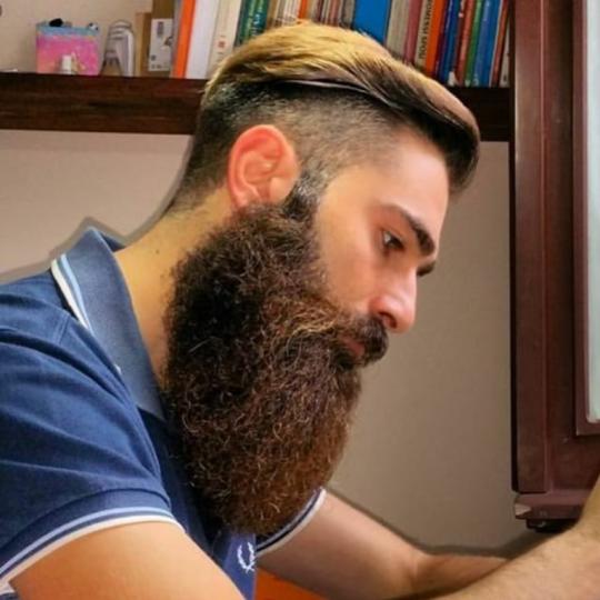 bigbadbeards More Barbe sans moustache, Moustache et Barbu