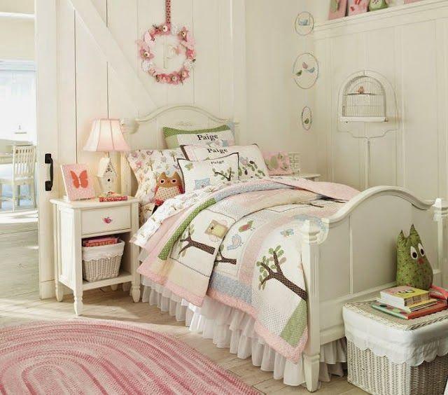 Muebles y Decoración de Interiores dormitorios de niñas Julie