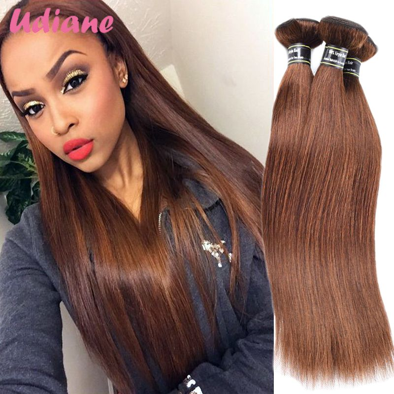 New Year Deals Brazilian Straight Hair Extension Remy Straight Human
